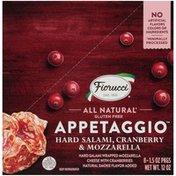 Fiorucci Hard Salami, Cranberry & Mozzarella