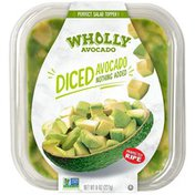 WHOLLY Nothing Added Diced Avocado