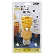 Feit Electric Bug Bulb, 13 Watt, Yellow