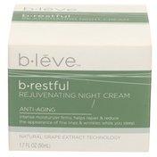 B-leve Anti-aging B-restful Rejuvenating Night Cream