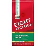 Eight O'Clock Coffee The Original Decaf Medium Ground Coffee