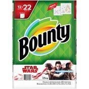 Bounty Star Wars Print Paper Towels
