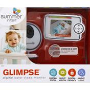 Summer Infant Video Monitor, Digital, Color