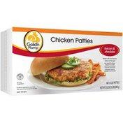 Gold'n Plump Bacon Cheddar Chicken Patties