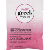 HASK Greek Yogurt Color Protection Deep Conditioner Pomegranate & Cranberry