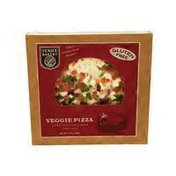 "Venice Bakery Veggie Pizza, 8"""