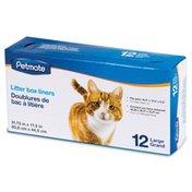Petmate Large Litter Pan Liner