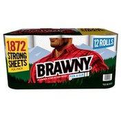 Brawny XL Pick-A-Size Paper Towel Rolls