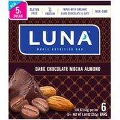 Luna Dark Chocolate Mocha Almond