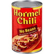 Hormel Chili with No Beans