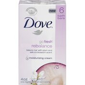 Dove Go Fresh Rebalance Beauty Bar