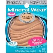 Mineral Wear™ 7857C Light Bronzer Mineral Airbrushing--Bronzeur Leger Mineral Zero Defaut Bronzer--Bronzeur