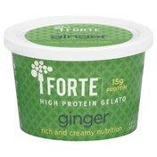 Forte Gelato, High Protein, Ginger