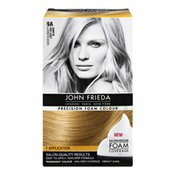 John Frieda Precision Foam Colour Sheer Blonde 9A Light Ash Blonde Permanent Colour