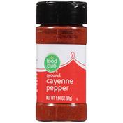 Food Club Ground Cayenne Pepper