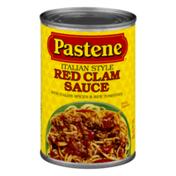 Pastene Sauce Red Clam