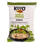 Koyo Garlic Pepper Ramen