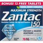 Zantac 150 Maximum Strength Cool Mint