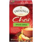 Twinings Spiced Apple Chai Tea Bags