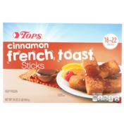 Tops Cinnamon French Toast Sticks