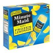 Minute Maid Soft Frozen Lemonade