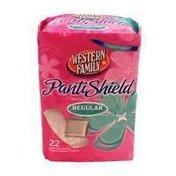 Western Family Panty Shields