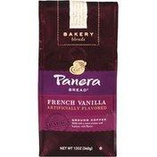 Panera Bakery Blends French Vanilla Ground Coffee