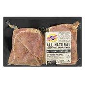 Hatfield Dry Rubbed Pork Chop Rotisserie Seasoned