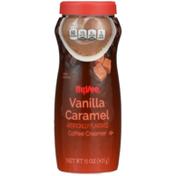 Hy-Vee Vanilla Caramel Coffee Creamer