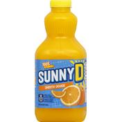 Sunny D Citrus Punch, Smooth Orange