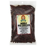 Laxmi Red Chillies, Whole