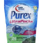 Purex Laundry Detergent, Liquid, HE, Mountain Breeze