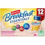 Carnation Breakfast Essentials Creamy Strawberry