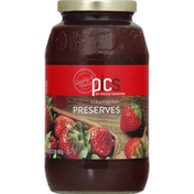 PICS Strawberry Preserves