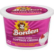 Borden Large Curd Cottage Cheese