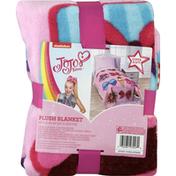 Nickelodeon Plush Blanket, Super Soft, JoJo Siwa