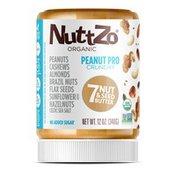NuttZo Organic Peanut Pro Crunchy