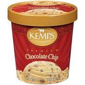 Kemps Chocolate Chip Premium Ice Cream