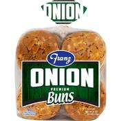 Franz Buns, Premium, Onion