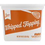 Lowes Foods Whipped Topping