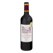 Chateau Blaignan Wine Grand Vin De Bordeaux