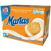 Gamesa Marias Rolled Cookies