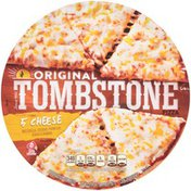 Tombstone Five Cheese Pizza