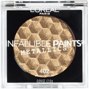 Infallible Paints Metallics 402 Brass Knuckles Eye Shadow