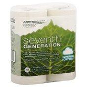 Seventh Generation Bathroom Tissue, Big Rolls, 2-Ply