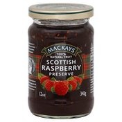 Mackays Preserve, Scottish Raspberry