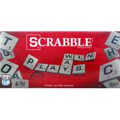 Hasbro Crossword Game, Scrabble, Ages 8+