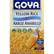 Goya Spanish Style Yellow Rice Mix, Low Sodium