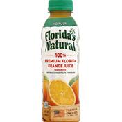 Florida's Natural 100% Juice, Orange, No Pulp