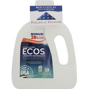 ECOS Laundry Detergent, HE, Magnolia & Lily